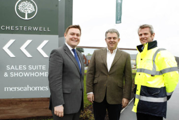 Housing Minister visits Mersea Homes' Chesterwell development