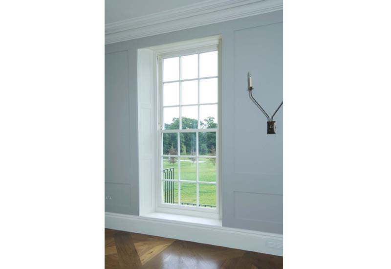 Mumford & Wood – sliding sash windows