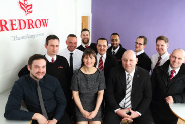 Redrow recruits Site Managers of the future
