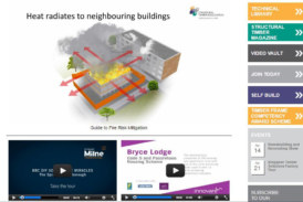 STA timber frame fire safety guidance