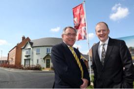 Greg Locke joins board of Davidsons Homes