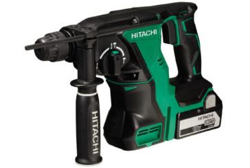 Hitachi – DH18DBL/JP SDS-Plus Hammer Drill