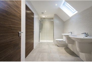 Sottini Bathrooms at Cameron Homes development