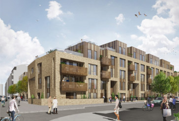 Work commences at Southern Housing Group's new London development