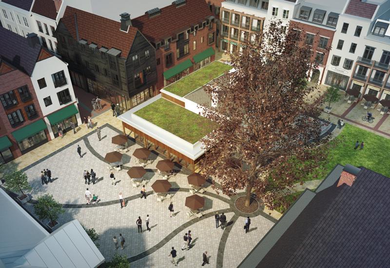 Crest Nicholson gains approval for £100m Brightwells scheme