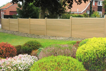 Eurocell – Composite Fencing