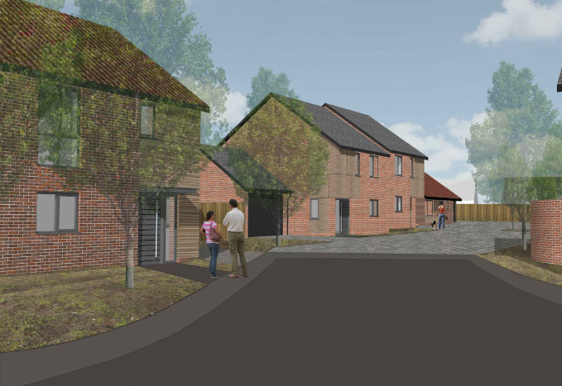 Lovell to create new homes in South Norfolk