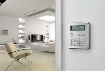 Eaton wireless home security