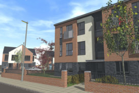 Lovell chosen for 130-home south Manchester development