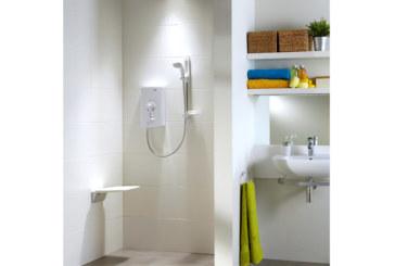 Mira range supports independent showering