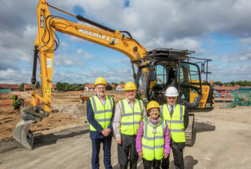New homes under way as part of Harlow estate regeneration