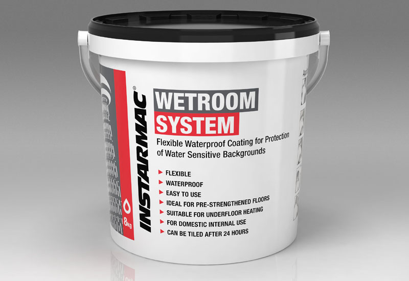 Instarmac – Wetroom System