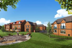 Keepmoat to develop derelict school site in Cheshire