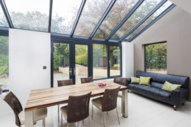 Combating overheating with glazing