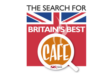 SIG Roofing leads search for Britain's best cafe