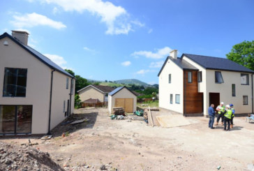 New plasterboard helps create modern homes in South Wales