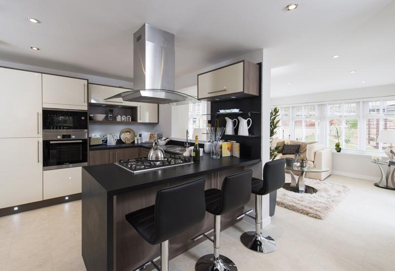 New home designer trends