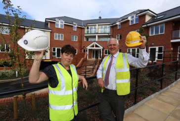 Morris Property completes affordable apartments in Shrewsbury