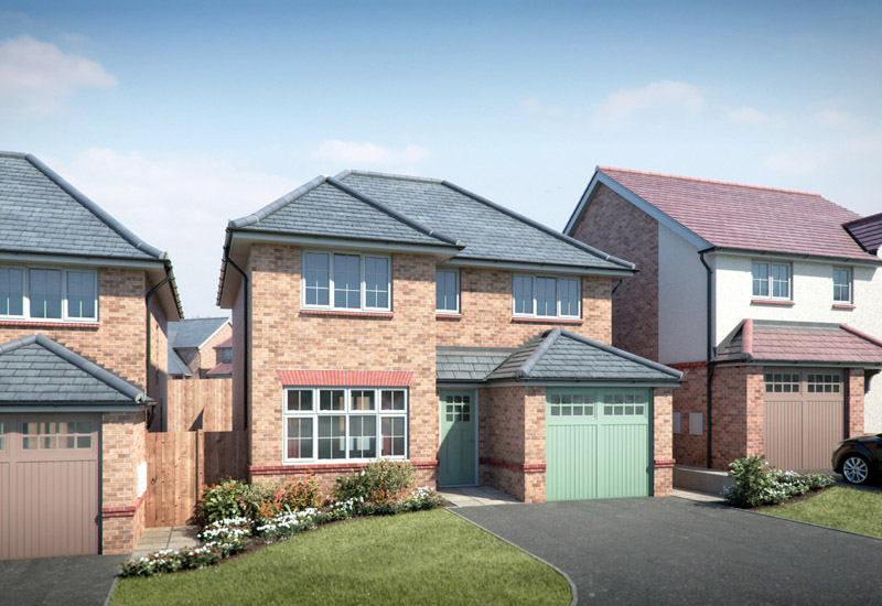 Redrow announce 'record results'