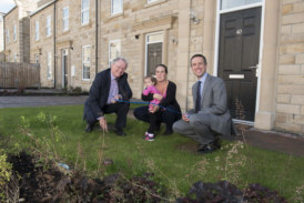 Stonewater create new homes in Burley-in-Wharfedale