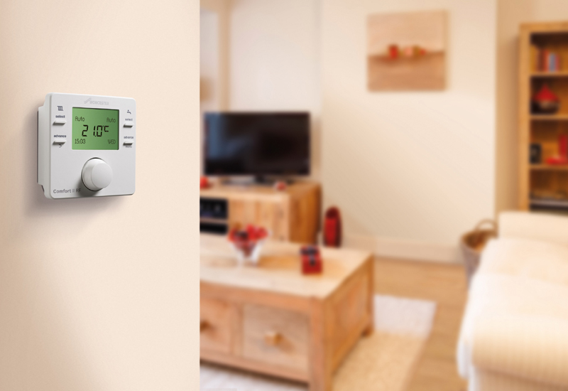 Heating efficiency in new builds