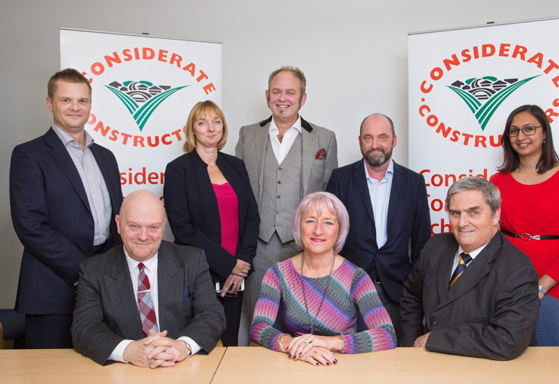 Considerate Constructors Scheme announces new Board Directors
