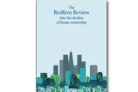 Redfern Review calls for focus on all housing tenures