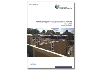 Timber Trends report highlights growth for timber frame