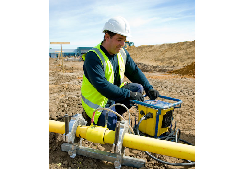 Groundworks, drainage & utilities