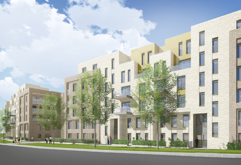 Hill and Hyde Housing to create 287 homes in London