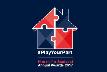 Homes for Scotland launches 2017 Awards