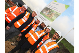 Keepmoat breaks ground at £43m development in Bradford