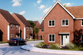 Aster to deliver 140 homes at Great Western Park