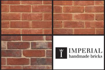 Imperial Bricks launch new 3″ handmade bricks