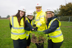 Kier begins work at Silver Fields in Northamptonshire