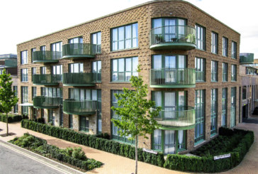Michelmersh Bricks used at Kidbrooke Village