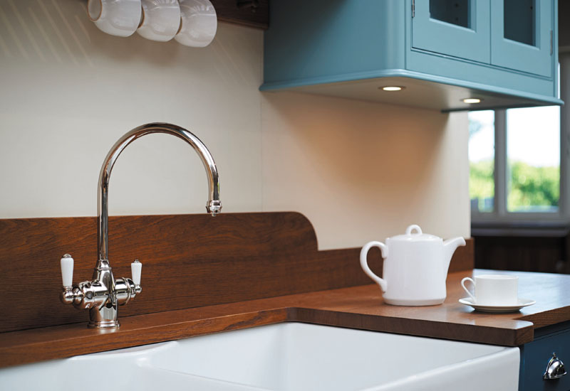 Perrin & Rowe instant hot water tap · PHPD Online