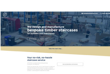 New stairs website to support housebuilders