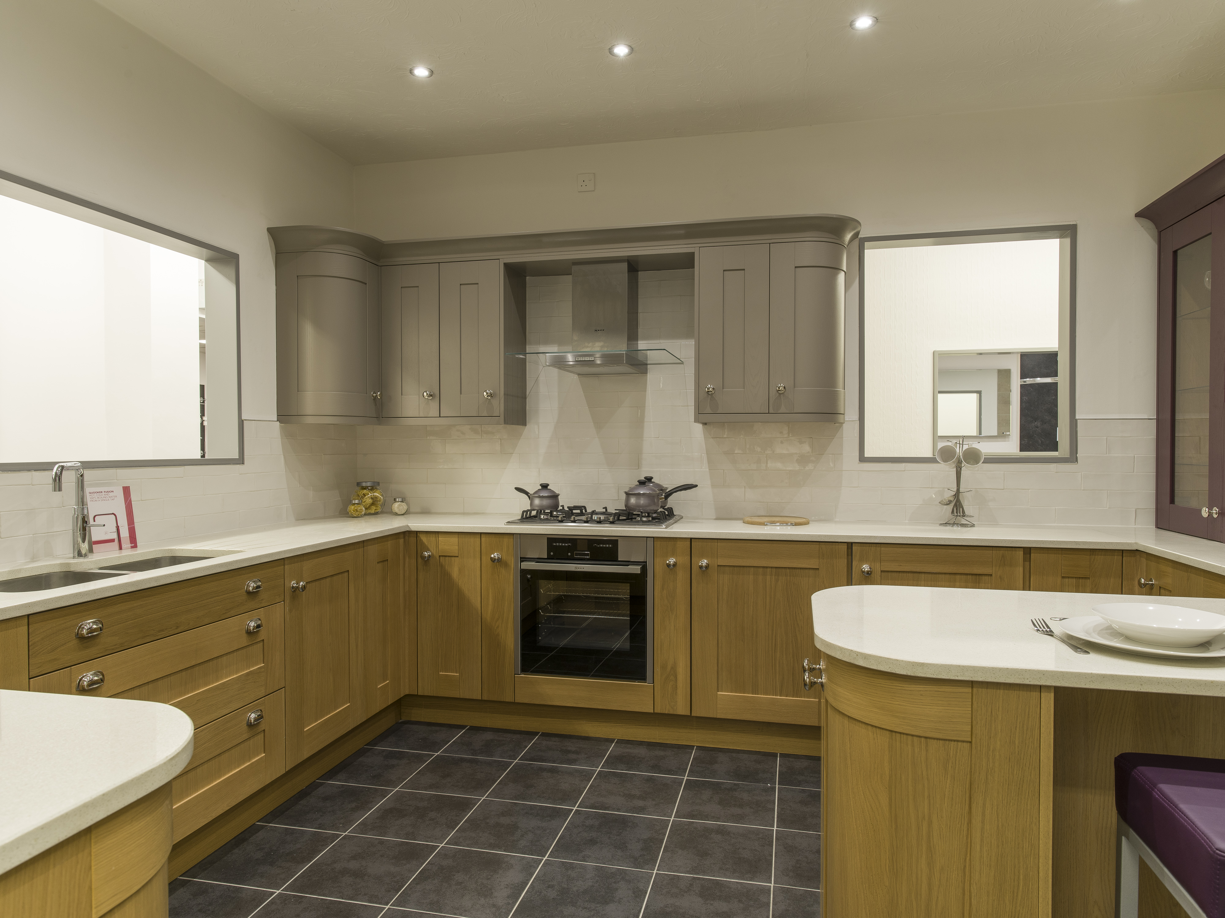 Kitchen Cabinet Trends 2017 Uk Home Fatare