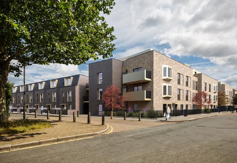 Higgins appointed developer at Wandsworth brownfield site