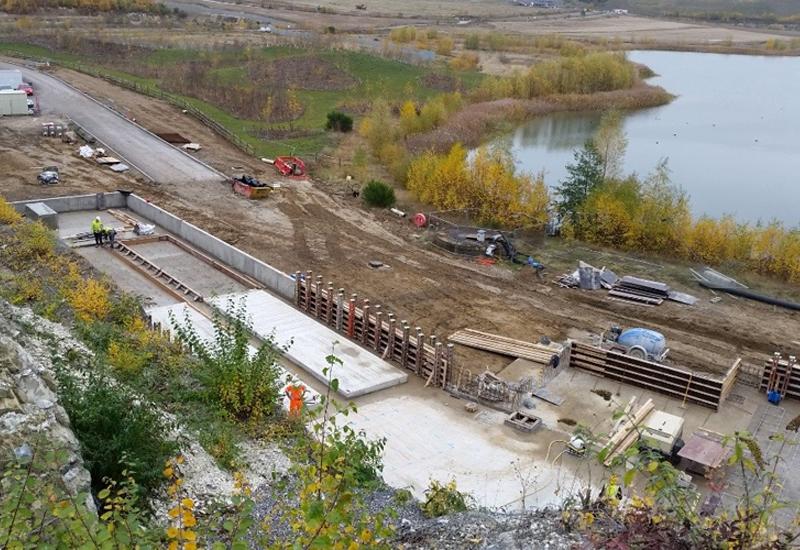 Metropolitan solves wasterwater requirements on new development