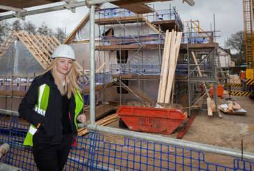 Meet Millwood's first female site manager