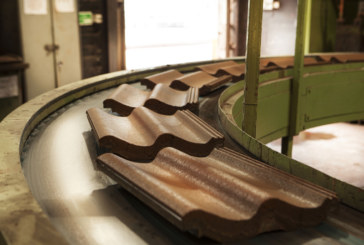 Redland boosts tile manufacture with multimillion-pound investment