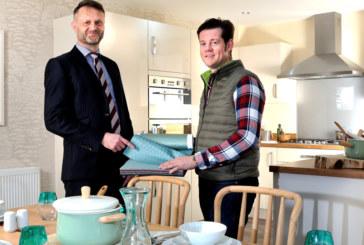 William Davis Homes opens largest ever sales centre