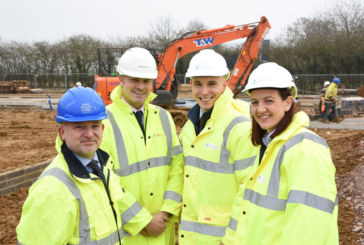 Construction begins on 30 affordable homes in Deddington