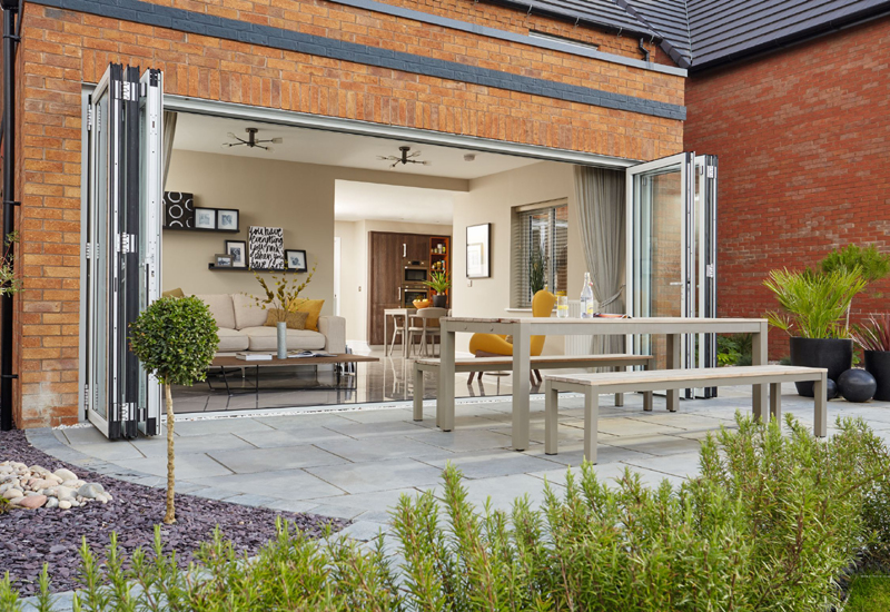 New homes in Chesterfield released by Avant Homes