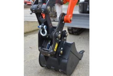 New Quick Coupler for Bobcat E25 to E55 Excavators