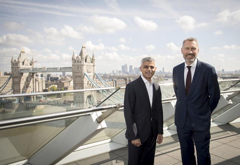 London Mayor strikes deal for 20,000 new homes