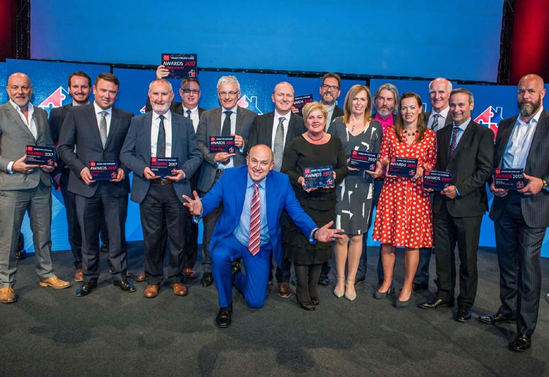 Barratt Homes named Homes for Scotland's Home Builder of the Year