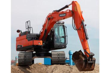 Doosan Bobcat launches new High Track Excavators